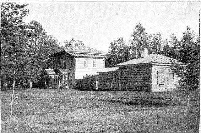 Дом братии 1910г